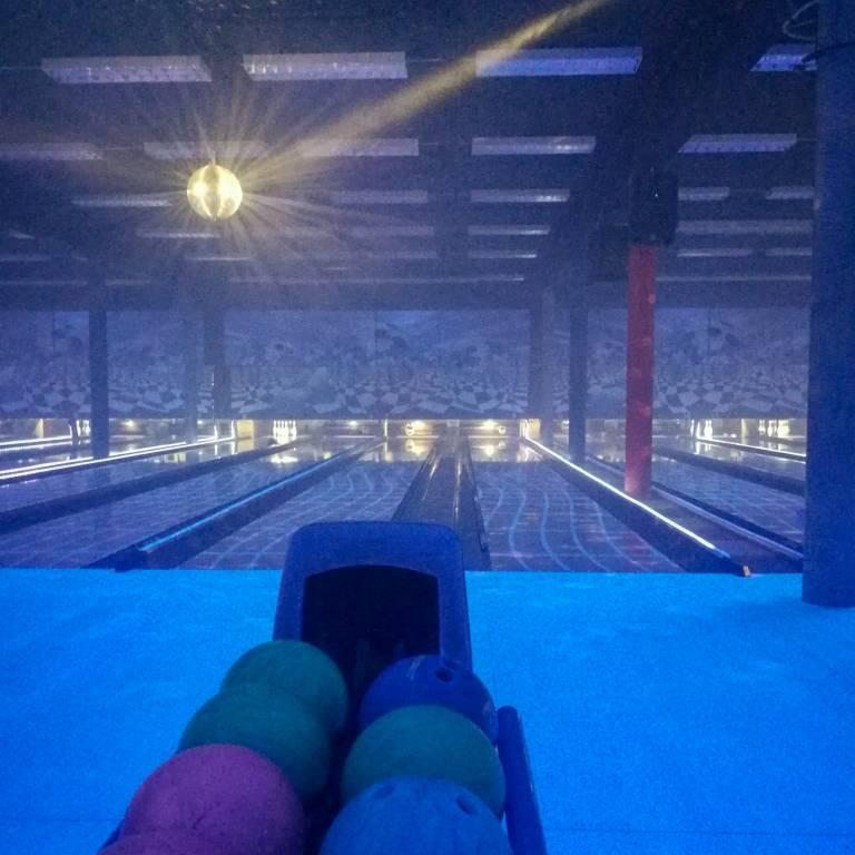 Laserbowling 1