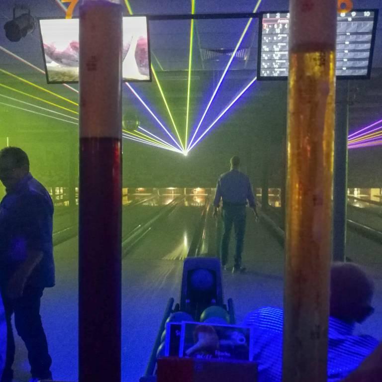 Laserbowling 3