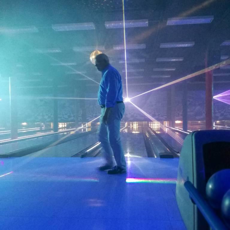 Laserbowling 6